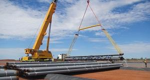 Uploading pipe for the NGP